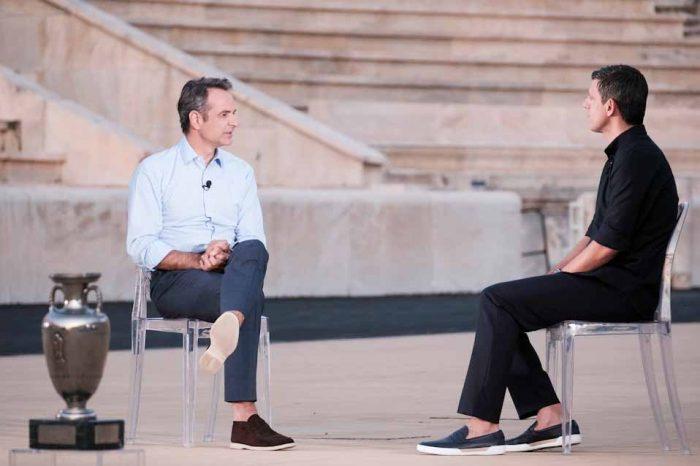 Πρωθυπουργός Κυριάκος Μητσοτάκης: Η Ελλάδα της νίκης