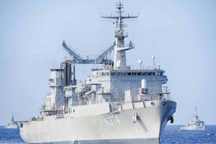 ΝAVTEX του Πολεμικού Ναυτικού για ασκήσεις με πυρά στην περιοχή του Καστελλόριζου