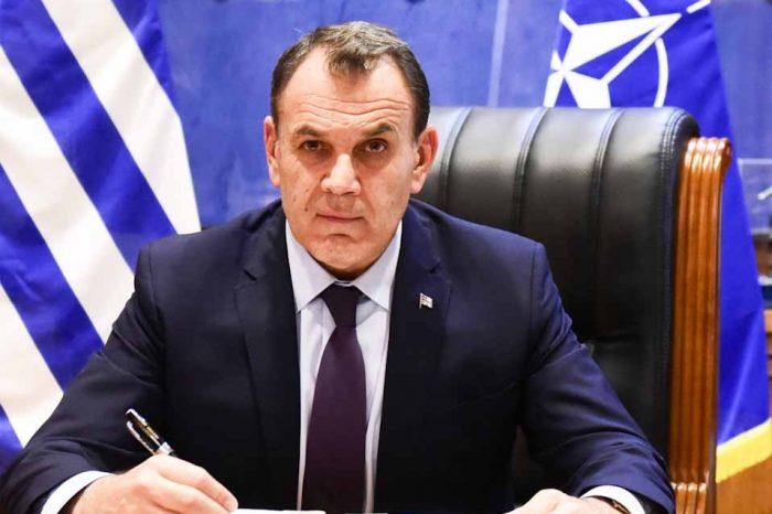 Στην Κύπρο, τη Δευτέρα, ο υπουργός Εθνικής Άμυνας