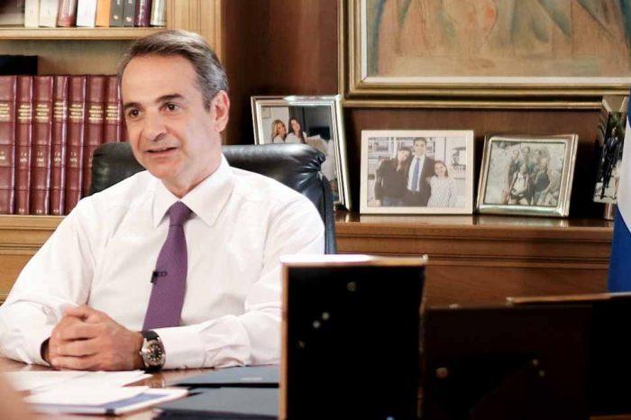 Τηλεφωνική επικοινωνία του Πρωθυπουργού, με τον Πρόεδρο της Αιγύπτου