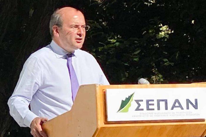 Κ. Χατζηδάκης: Τα 5 μέτρα για τη σύγχρονη διαχείριση απορριμμάτων
