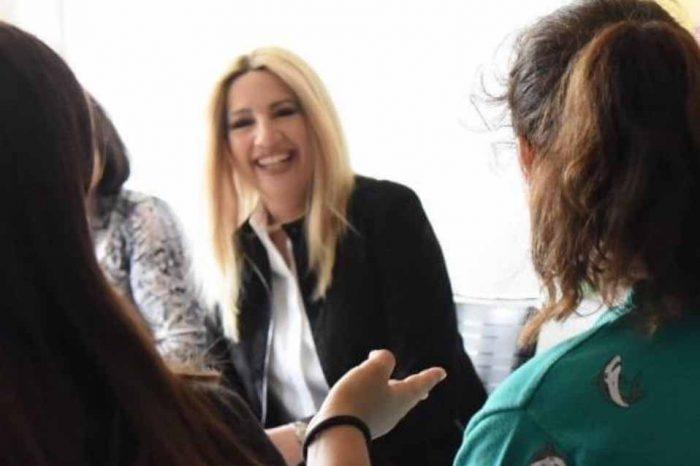 Στην Κρήτη βρίσκεται η πρόεδρος του Κινήματος Αλλαγής