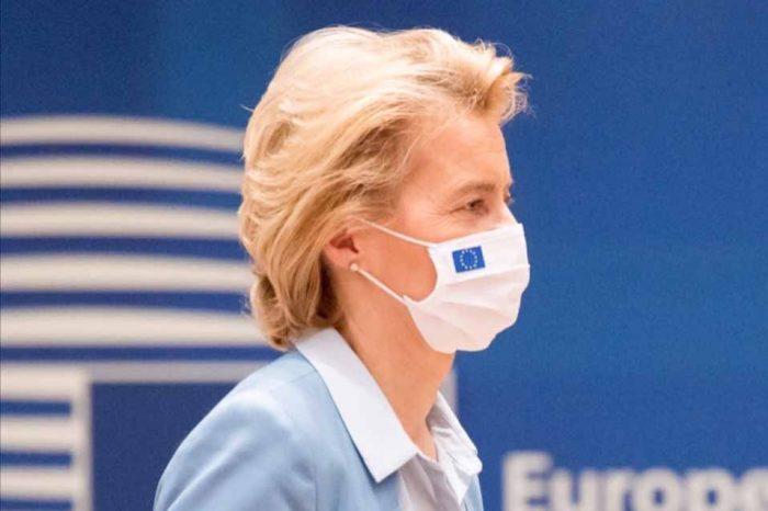 Ούρσουλα φον ντερ Λάιεν: Iστορική η απόφαση της Ε.Ε. για το πακέτο ανάκαμψης