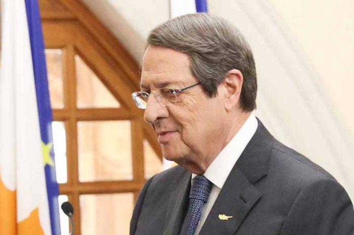 Τα συλλυπητήριά του προς την κυβέρνηση και τον λαό του Λιβάνου, εκφράζει ο Πρόεδρος της Κυπριακής Δημοκρατίας