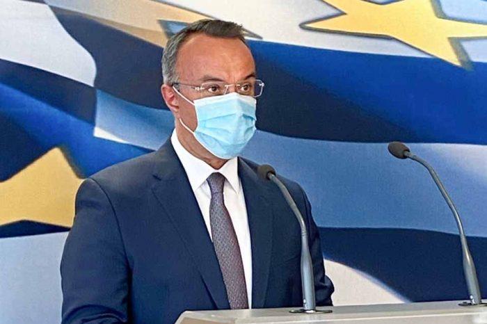 Χρήστος Σταϊκούρας: Τα 12 μέτρα, συνολικής αξίας 6,8 δισ. ευρώ, για την ενίσχυση της οικονομίας