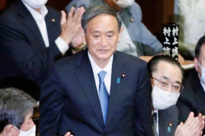 Ο Γιοσιχίντε Σούγκα, εξελέγη σήμερα, Πρωθυπουργός της Ιαπωνίας