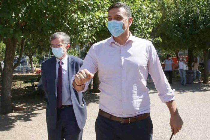 O ΣΥΡΙΖΑ συνεχίζει να κάνει αντιπολίτευση πάνω στην πανδημία