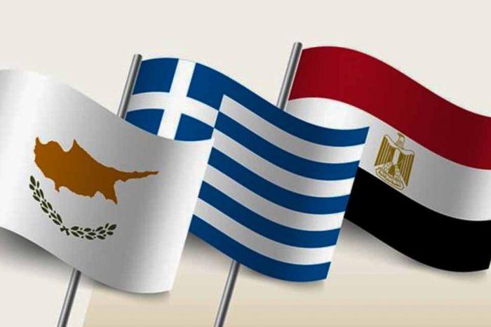 Στις 21 Οκτωβρίου, η 8η τριμερής Σύνοδος Κορυφής Ελλάδας-Κύπρου Αιγύπτου