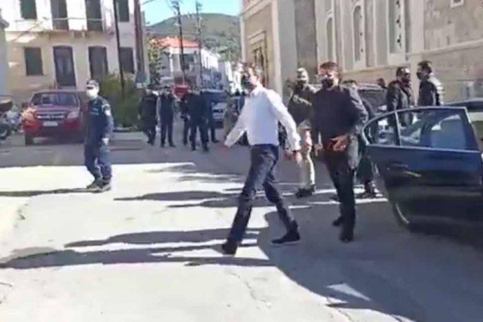 Τη Σάμο, που επλήγη από τον χθεσινό σεισμό, επισκέπτεται ο πρωθυπουργός
