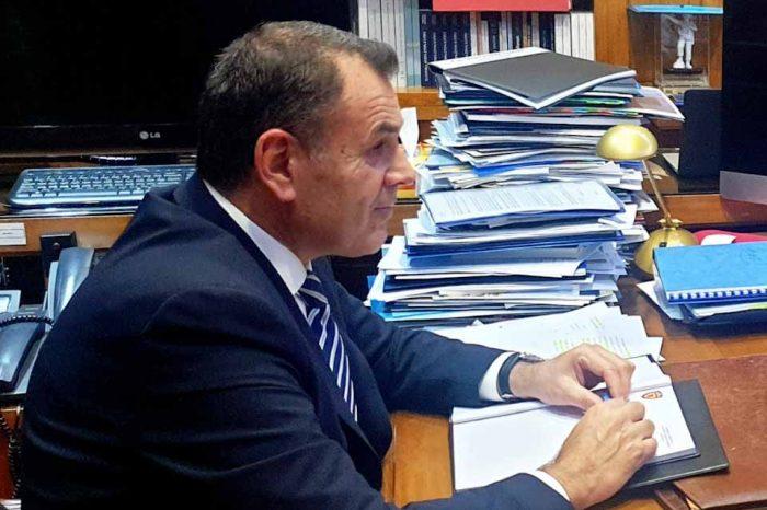 Η Ελλάδα επιθυμεί το διάλογο, ο οποίος θα διεξαχθεί με σεβασμό του Διεθνούς Δικαίου και  όχι υπό την απειλή χρήσεως στρατιωτικής βίας