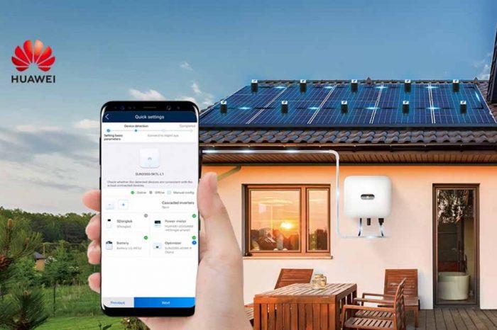Huawei: Νέα γενιά οικιακών φωτοβολταϊκών συστημάτων, FusionSolar