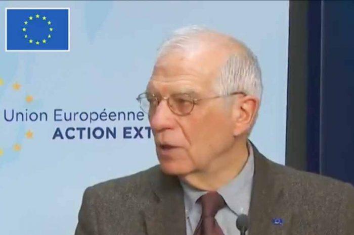 Η ΕΕ επιθυμεί να δει βιώσιμη αποκλιμάκωση στην Αν. Μεσόγειο