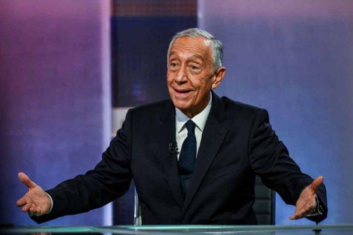 Ο Μαρσέλο Ρεμπέλο ντε Σόουζα, επανεκλέγεται από τον πρώτο γύρο των προεδρικών εκλογών