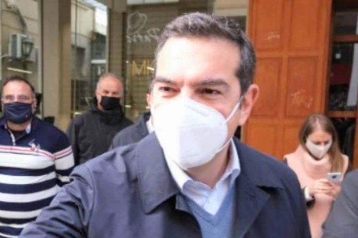 Επίθεση στην κυβέρνηση, από τον Α.Τσίπρα, για το θέμα των εμβολιασμών