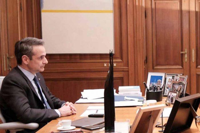 Πρωθυπουργός:Η  κρίση μας δίδαξε πολλά για το πώς μπορούμε να βελτιώσουμε τη συνεργασία μας σε ευρωπαϊκό επίπεδο