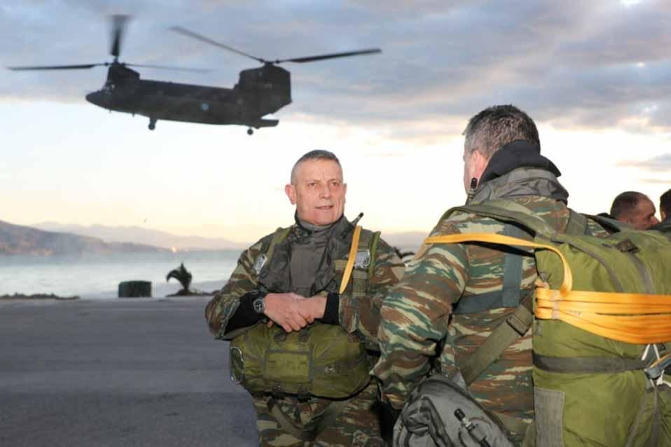 Ξεκίνησαν οι ετήσιες τακτικές κρίσεις των αξιωματικών των Ενόπλων Δυνάμεων