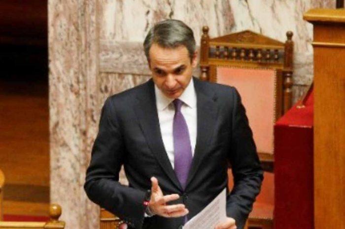 Πρωθυπουργός: Στηρίζουμε νοικοκυριά και επιχειρήσεις