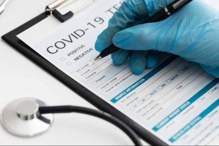 ΕΟΔΥ:  2.147 νέα κρούσματα Covid-19, διασωληνωμένοι 357,  θάνατοι 22