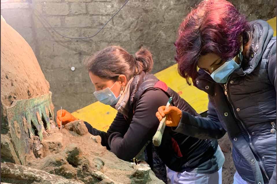 Εκπληκτική ανακάλυψη στην Πομπηία