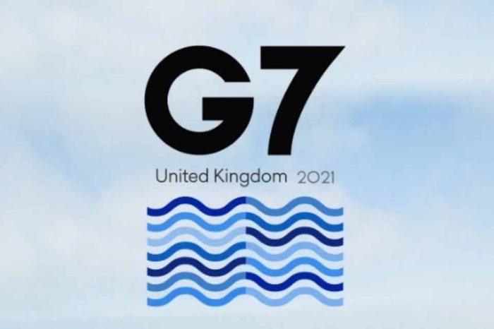 Ο πρόεδρος των ΗΠΑ Τζο Μπάιντεν, στη σύνοδο κορυφής της Ομάδας των Επτά G7