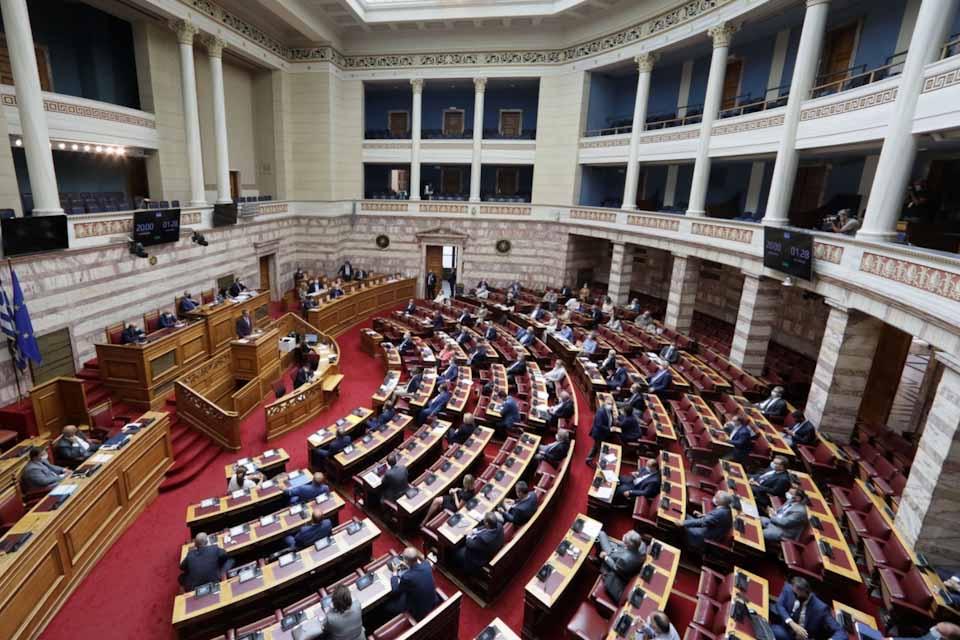 Ψηφίστηκε το ν/σ για τον νέο Οργανισμό του ΥΠΕΞ