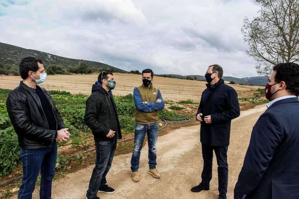 Έναρξη δημόσιας διαβούλευσης για την προδημοσίευση του Μέτρου που αφορά στους Νέους Αγρότες