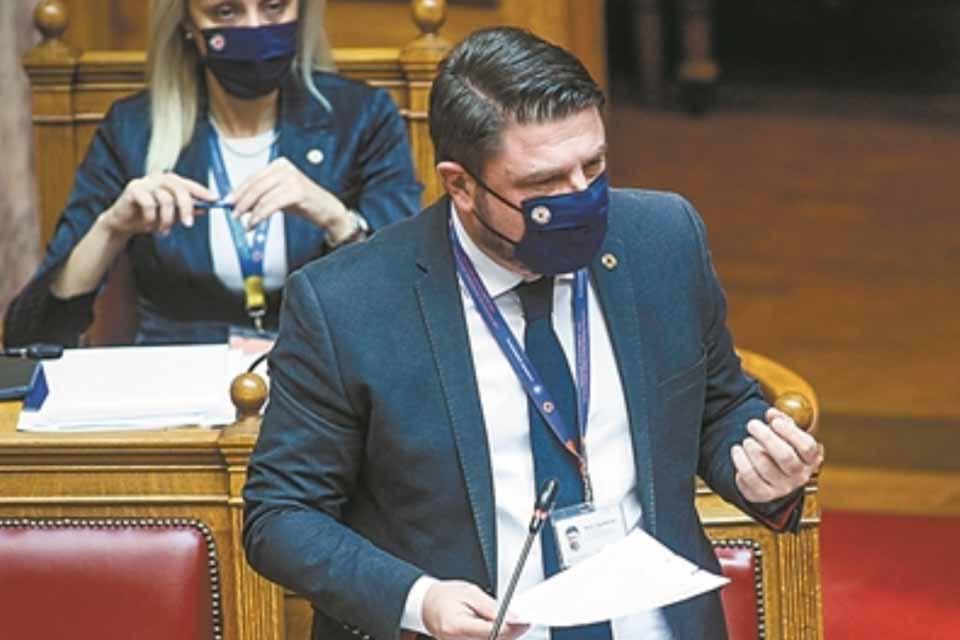 Ο Νίκος Χαρδαλιάς για τη διαχείριση της κακοκαιρίας-Μήδεια