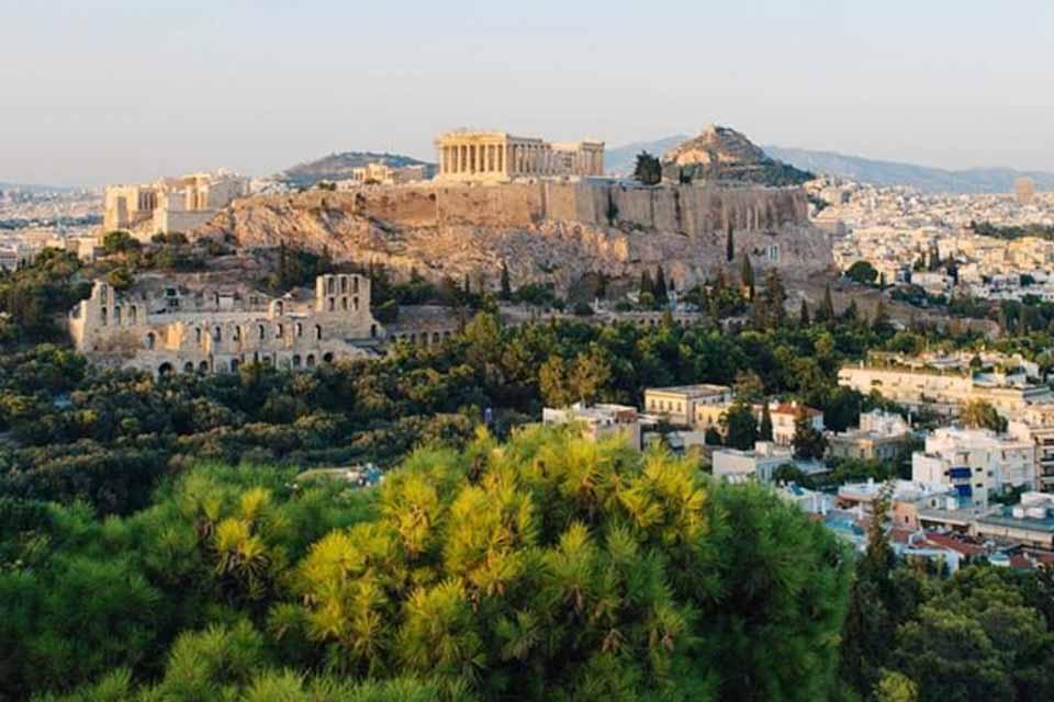 «Γράμματα αγάπης από την Αθήνα», η νέα ψηφιακή καμπάνια για την Αθήνα